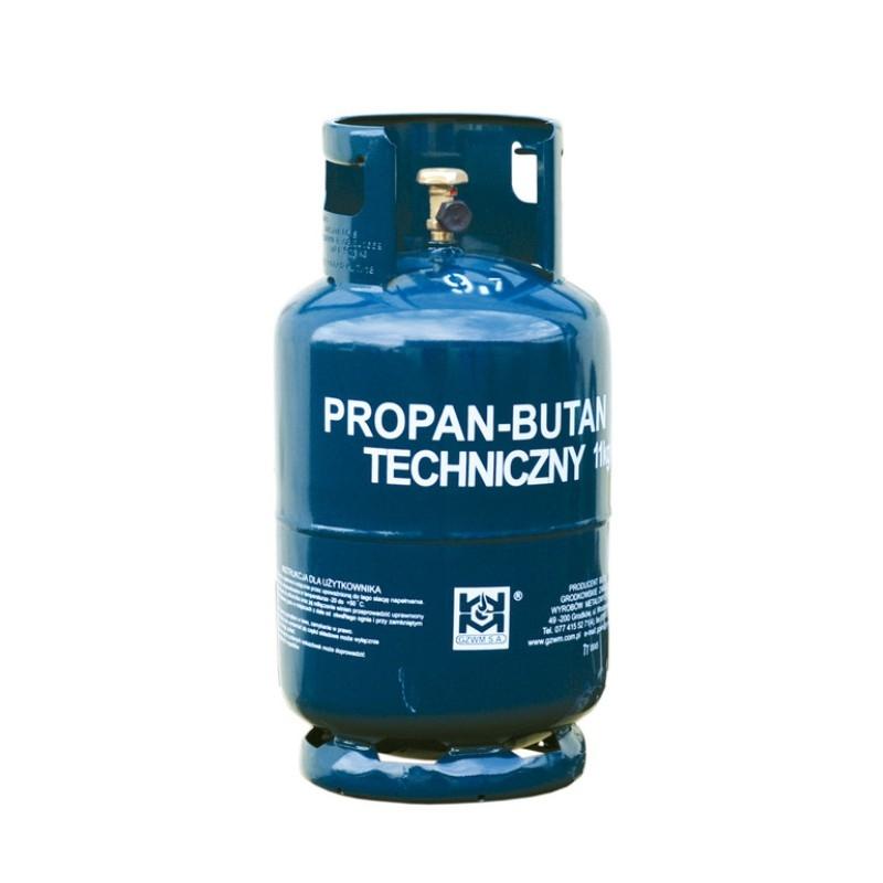 Butla gazowa BD-11