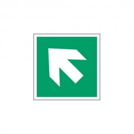 Znak Kierunek drogi strzałka skośna E00-02