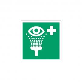 Znak E011 Prysznic do przemywania oczu E11