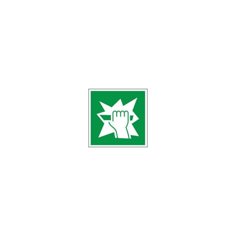 Znak 11 Stłuc aby uzyskać dostęp 150x150 PF