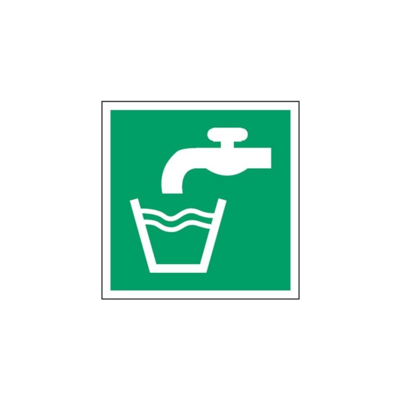 Znak E015 Woda zdatna do picia E15