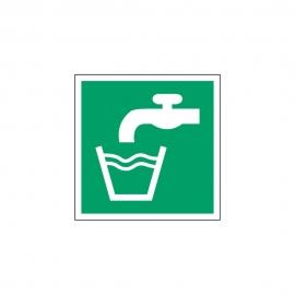 Znak Woda zdatna do picia E15