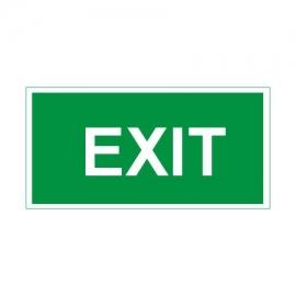 Znak 11 EXIT 300x150 PF