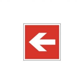 Znak Kierunek do miejsca rozmieszczenia prosto 150x150 PF