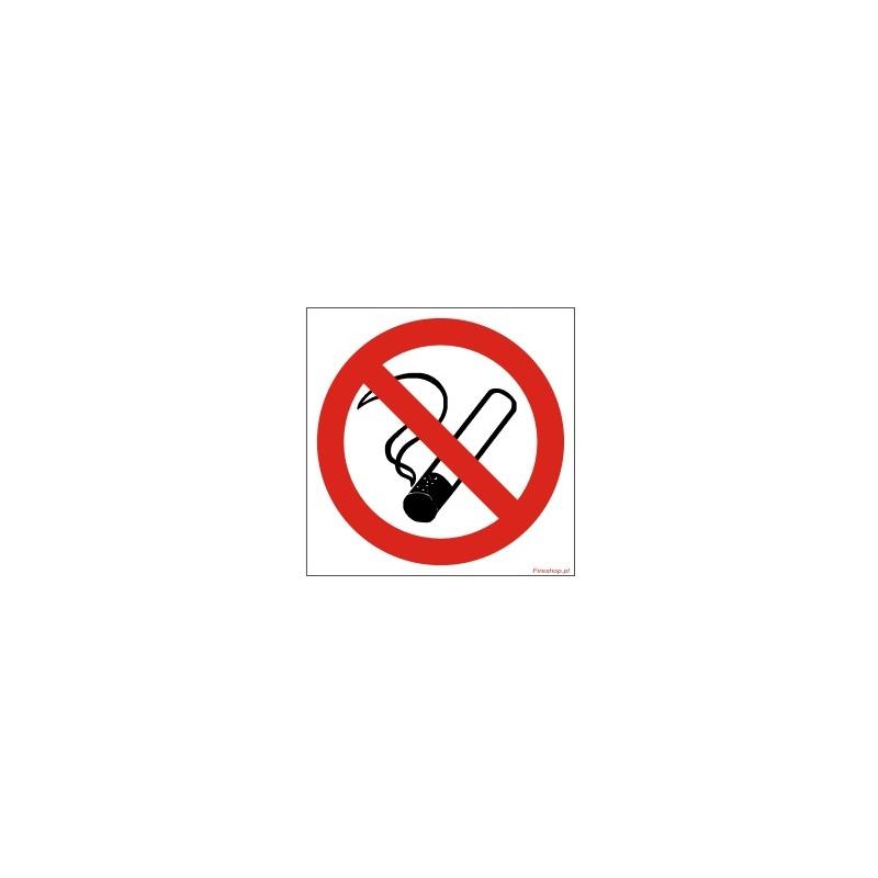 Znak Palenie tytoniu zabronione 150x150 FB