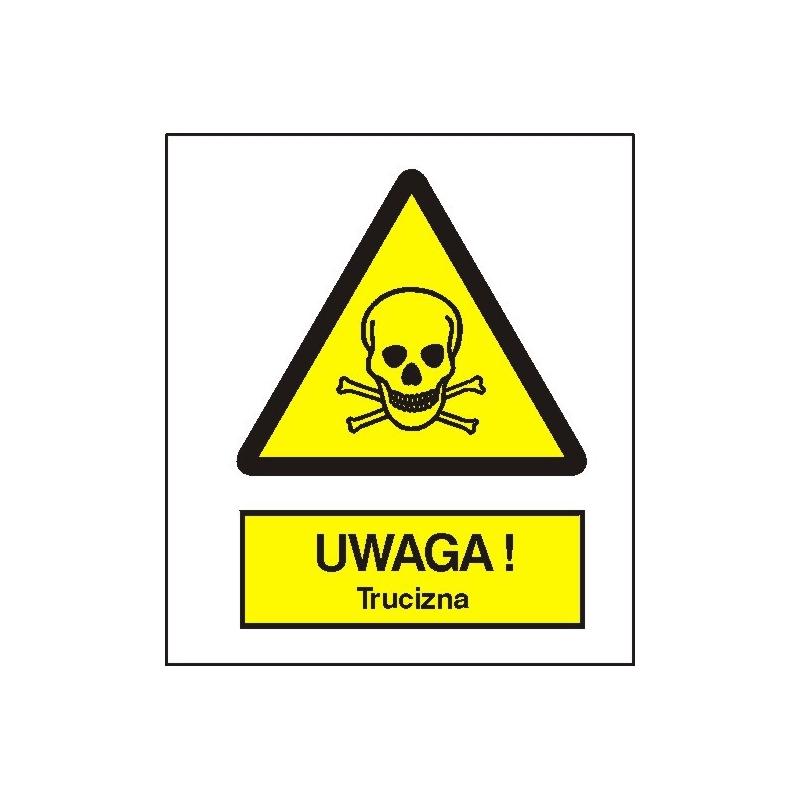 Znak Uwaga trucizna 225x275 PB