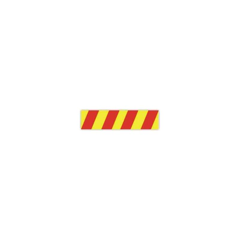 Tablica ADR 015 Wyróżniająca pojazd samochodowy 280x140