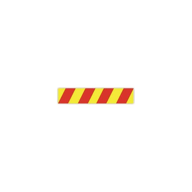 Tablica ADR 014 Wyróżniająca pojazd samoch 565x140