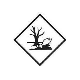 Znak 18 Substancje niebezbieczne dla środowiska