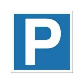 Znak Parking 330x330 PB