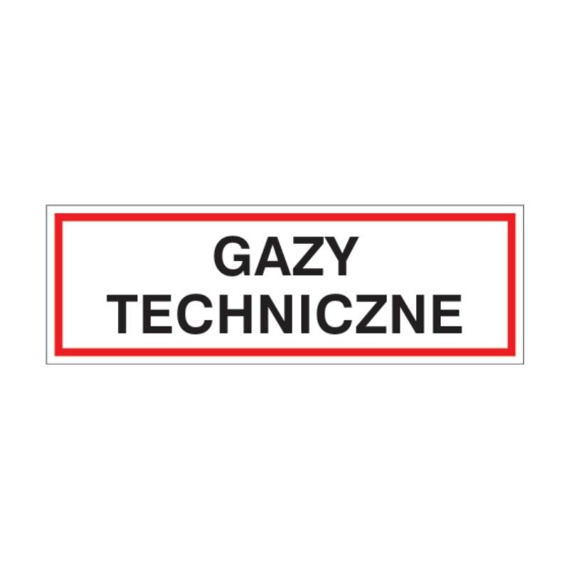 Znak Gazy techniczne 300x100 PB