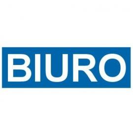 Znak 21 Biuro 300x100 PB