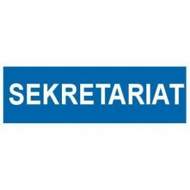 Znak 21 Sekretariat 300x100 PB