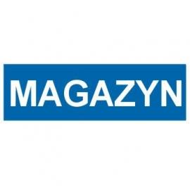 Znak 21 Magazyn 300x100 PB