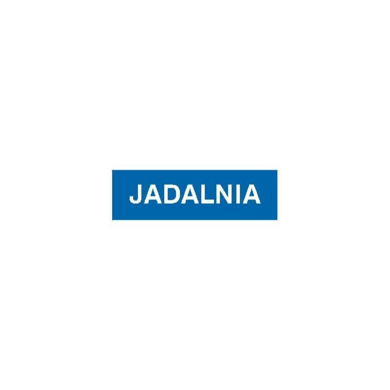 Znak Jadalnia 300x100 PB