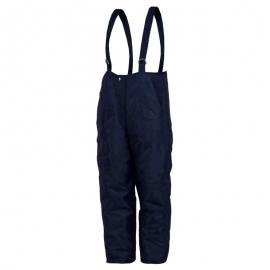 Spodnie zimowe ogrodniczki