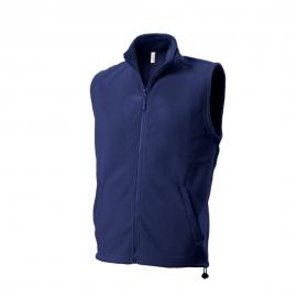 Kamizelka polarowa 402 Fleece Vest Blue r.M