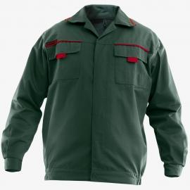 Bluza robocza MAX POPULAR zielona
