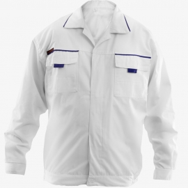 Bluza robocza MAX POPULAR biała roz.48