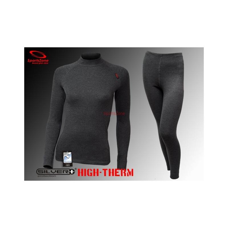 Bielizna Termoaktywna HIGH-TERM getry+bluza S