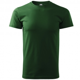 Koszulka 137 Heavy New zieleń butelkowa r. M