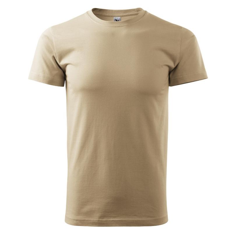 Koszulka 137 Heavy New piaskowa r. M