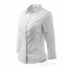 Koszula damska z 3/4 rękawem Blouse biała