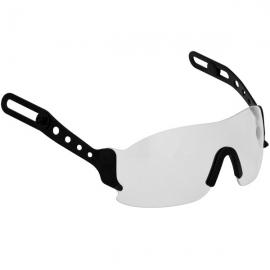 Okulary wysuwane do kasku EVO3,EVOLITE JSP bezbar