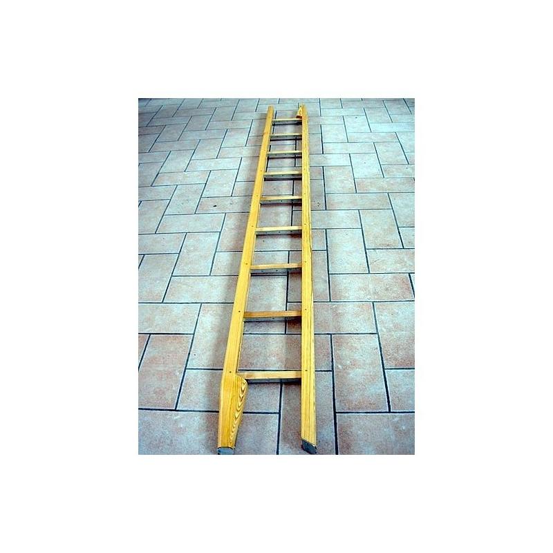 Drabina słupkowa DS-3,1 (drewniana)