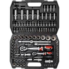 Komplet kluczy 1/2+1/4 4-32 108E