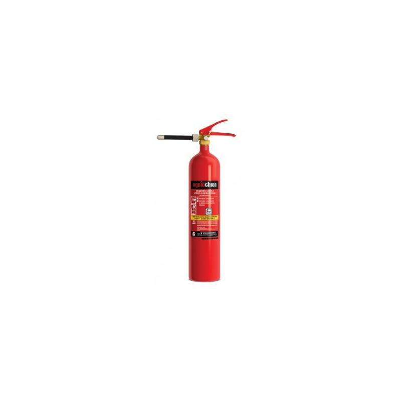 Urządzenie gaśnicze GSE-2x O do elekt z wieszakiem
