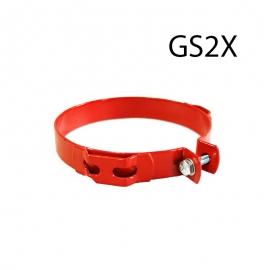 Wieszak - obejma wieszaka na gaśnicę GS-2x fi 105