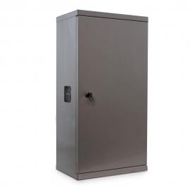 Szafka na gaśnice SG600SL bez okna /M szara 9006
