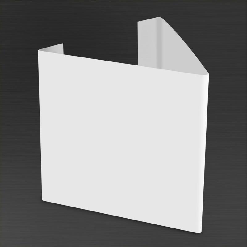 Wysięgnik do znaków 3D / 150x150 mm metal