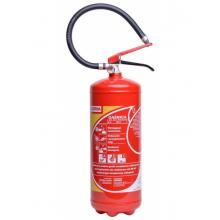 Gaśnica proszkowa GP-6x ABC GL PDE