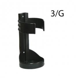 Wieszak gaśnicy uniwersalny GW-3 PVC-B
