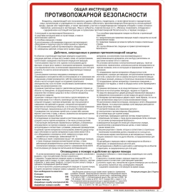 Instrukcja PPOZ ogólna przeciwpożarowa FS RU