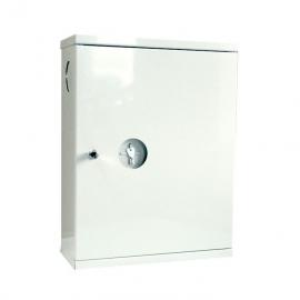 Szafka metalowa zawieszana H-520/Z/180/FS biała