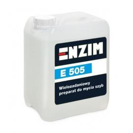 E505 Wielozadaniowy preparat do mycia szyb 5L