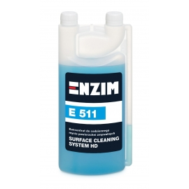 E511 Koncentrat do codziennego mycia powierzchni Surface Cleaning System 1L