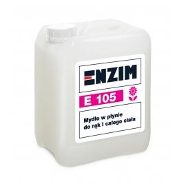 E105 – Mydło w płynie do rąk i całego ciała na bazie oleju kokosowego 5L