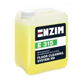 E315 - Silny koncentrat do codziennego mycia podłóg Floor Cleaning System HD 5L