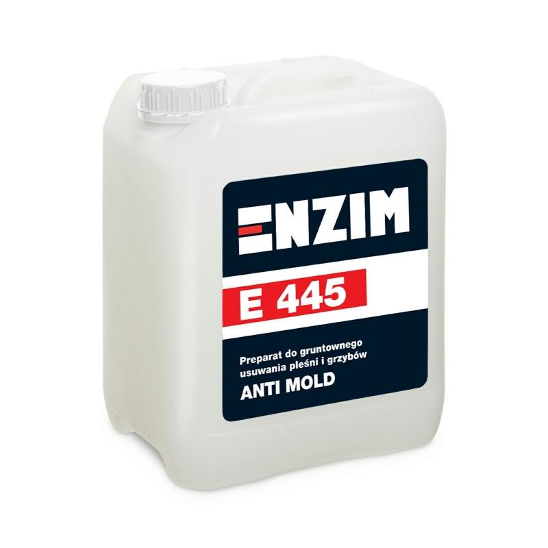 E445 Preparat do gruntownego usuwania pleśni i grzybów ANTI MOLD