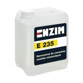 E235 Koncentrat do usuwania osadów mineralnych 5L