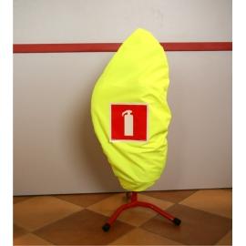 Pokrowiec na gaśnice GP6 (żółty)