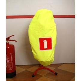 Pokrowiec na gaśnice GP9-12 (żółty)