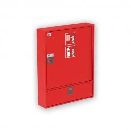 Hydrant wewnętrzny HW-25N/W-KP-20 MODUŁOWY SLIM czerwony