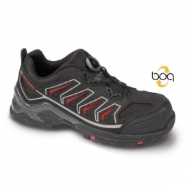 Buty - Półbut bezpieczny TORONTO BOA S1