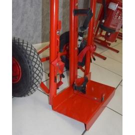 Mobilny wózek na gaśnice Trolley1