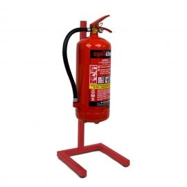Stojak na gaśnice EXTI-U1 RED